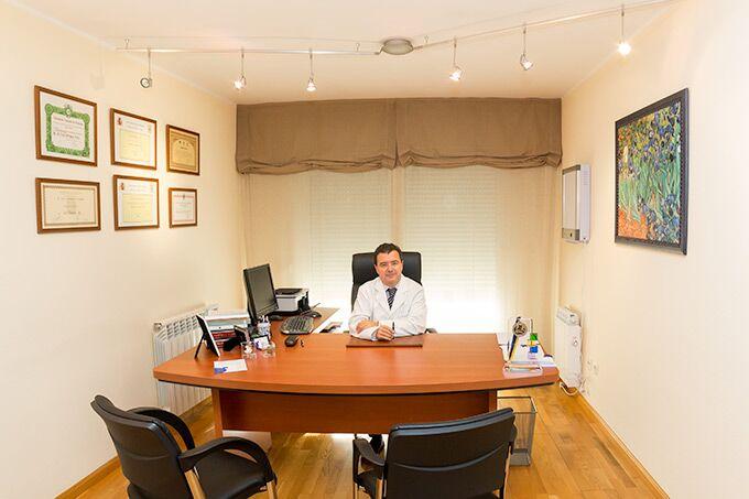 Consulta de Urología - Andrología en Zaragoza