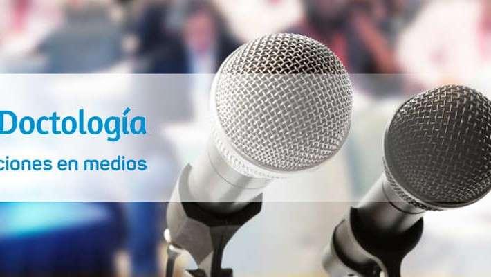 Entrevista al Dr. García Aguirre en Espacio Salud COPE Zaragoza