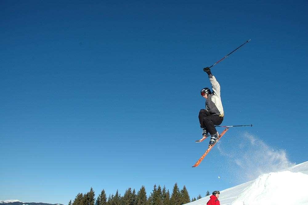 prevenir lesiones esquí