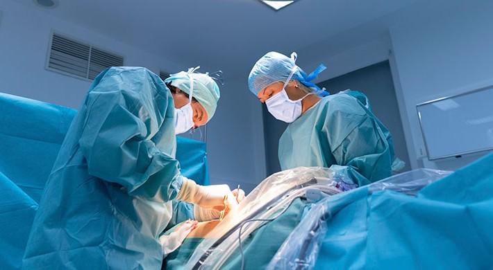 Cirugía del cáncer intestinal