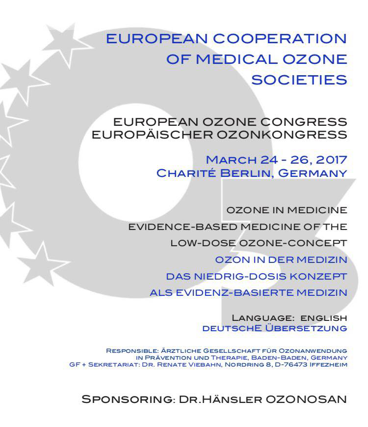 congreso berlin ozonoterapia