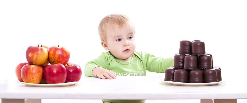 Nutrición infantil - Primeros 1000 días de vida