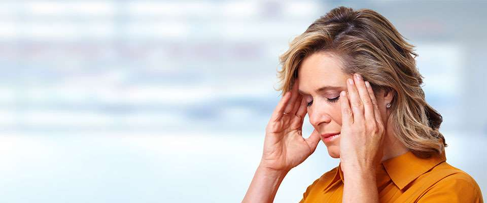 Dolor de cabeza - Migrañas