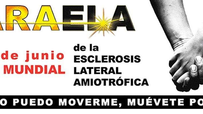 Día Mundial de la Esclerosis Lateral Amiotrófica (ELA), 21 de junio