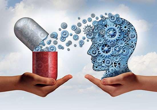 Pastillas en psiquiatría, segunda opinión
