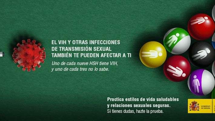 El VIH y otras infecciones de Transmisión Sexual también te pueden afectar a ti