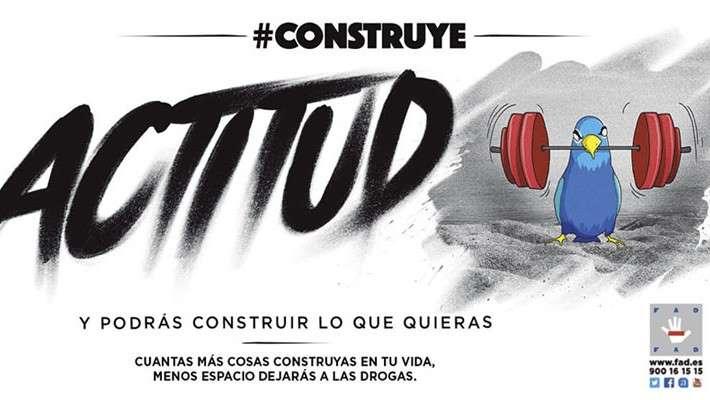 #Construye Actitud frente a las drogas