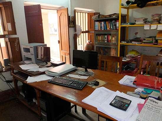 Oficina enferma