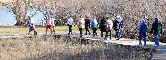 Parques con Corazon paseando