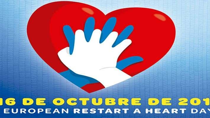 """Reanimación Cardiopulmonar, """"Tus manos pueden salvar una vida"""""""