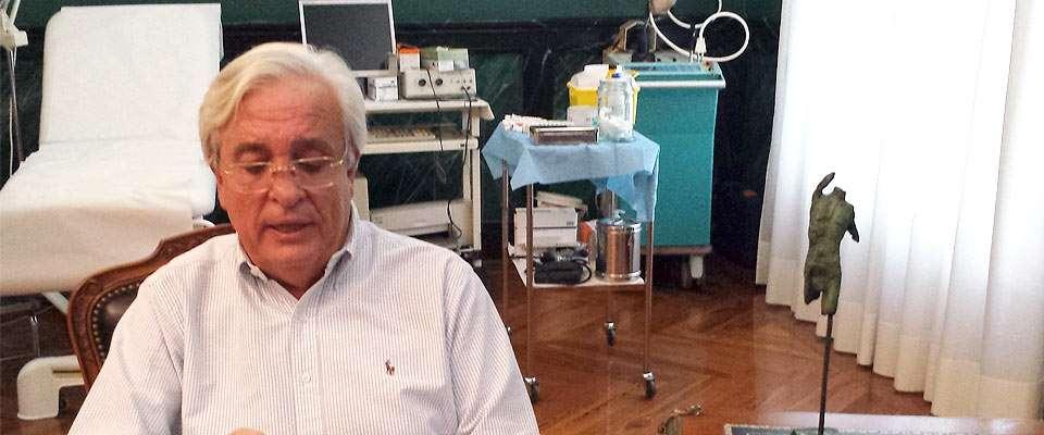 Entrevista Dr Urtiaga Cirugia Vascular