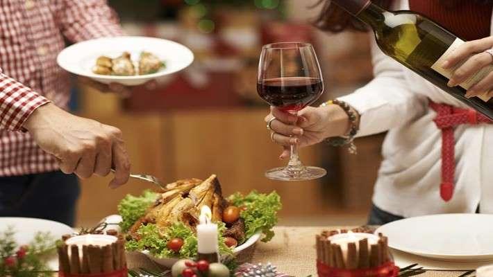 Menús navideños, ¡Cuidado con los excesos de las fiestas!