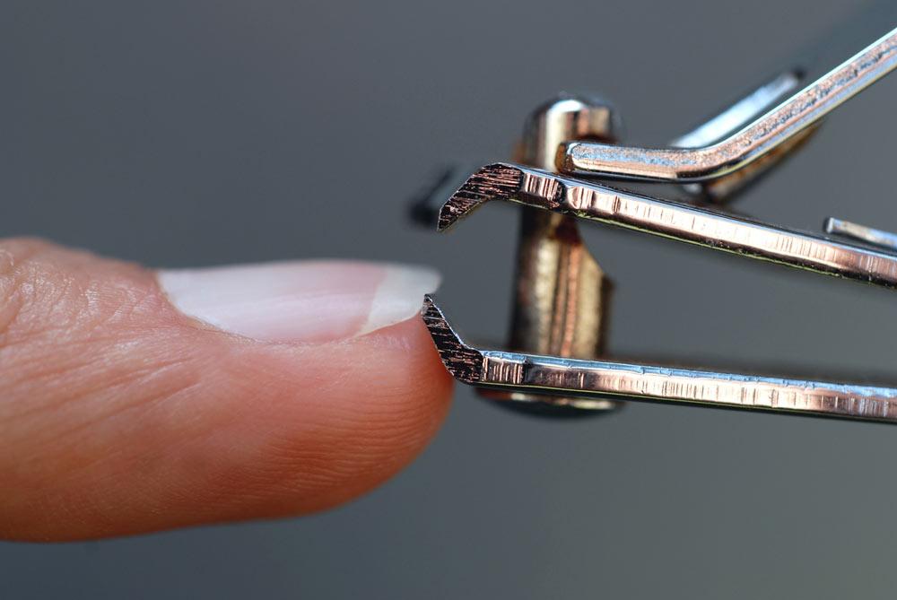 Cortarse las uñas bien
