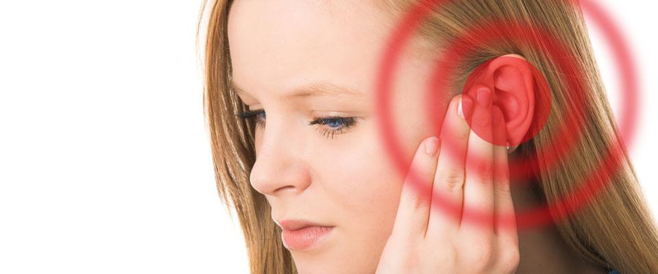 Presión de oidos