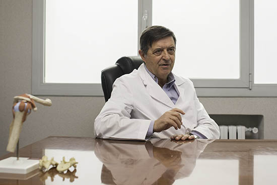 Entrevista al traumatólogo el Dr. Felix Pastor
