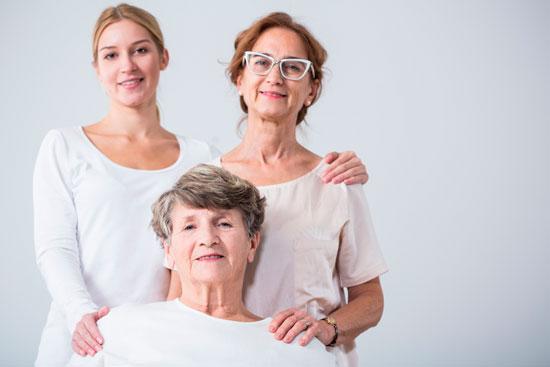 Etapas mujer - ginecologia