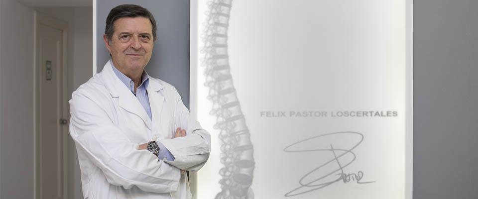 Traumatólogo zaragoza - Dr. Felix Pastor