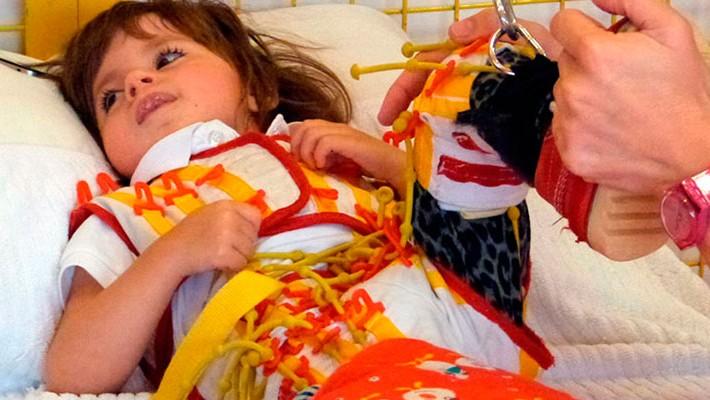 Fundación Nipace, ayuda a niños con parálisis cerebral