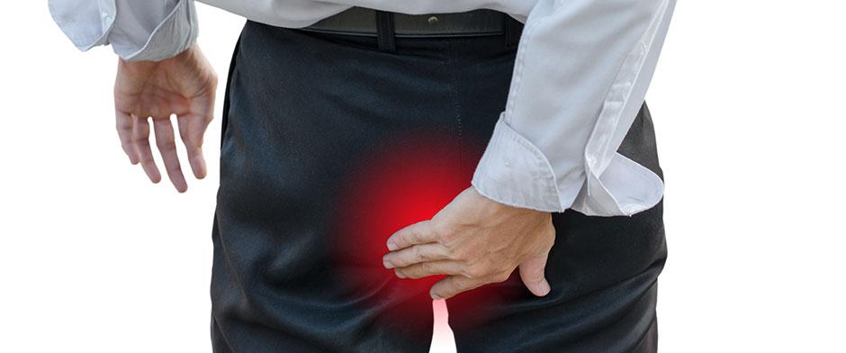 Inflamacion de hemorroides por diarrea