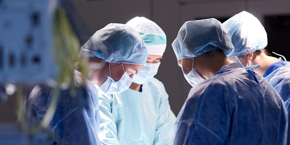 Quirófano cirugía vascular