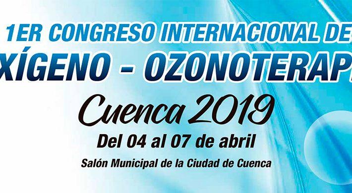 Participación del Dr. Felix Pastor en el I Congreso Internacional de Oxígeno y Ozonoterapia en Ecuador