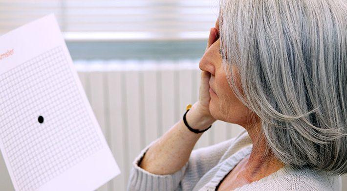 Síntomas, detección y tratamiento de la Degeneración Macular Asociada a la Edad (DMAE)