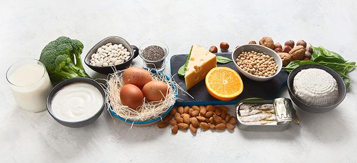 Alimentación para articulaciones y huesos