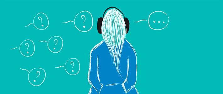 Los auriculares afectan a la audición