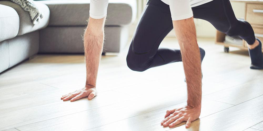 Evitar ritmo de vida sedentario