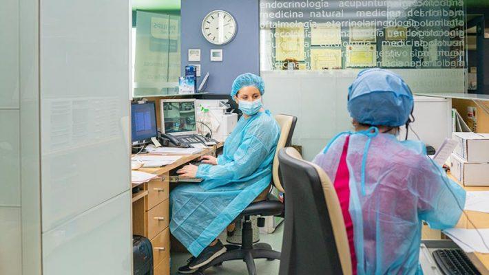 Recomendaciones del dentista durante el estado de alarma