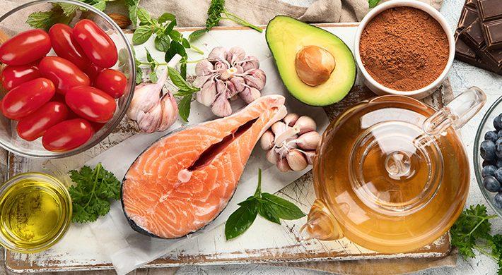 Los 12 mejores alimentos para mantener una piel sana