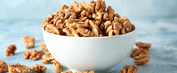 Nueces para obtener grasas esenciales